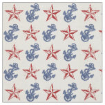 Vintage Nautical Fabric