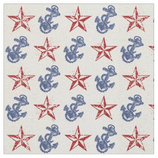 Vintage Nautical Fabric