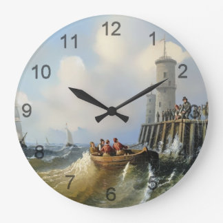 Vintage Nautical Wall Clocks