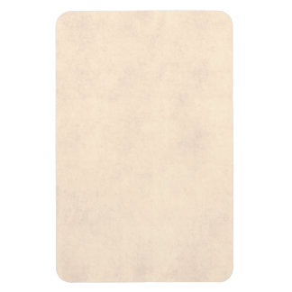 Vintage Neutral Parchment Beige Antique Paper Temp Flexible Magnet