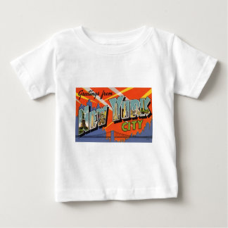 Vintage New York City Baby T-Shirt