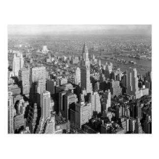 Vintage New York City Postcard