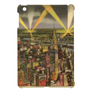 Vintage New York City Skyline Case For The iPad Mini