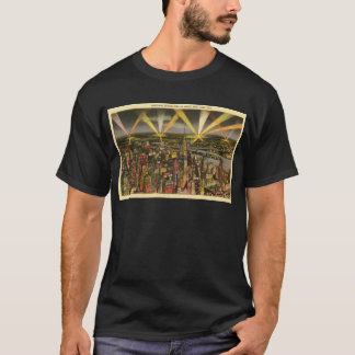 Vintage New York City Skyline T-Shirt