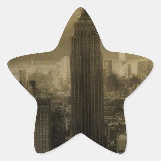 Vintage New York City Stickers