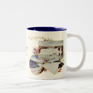 Vintage Niagara Falls Summer Coffee Mug