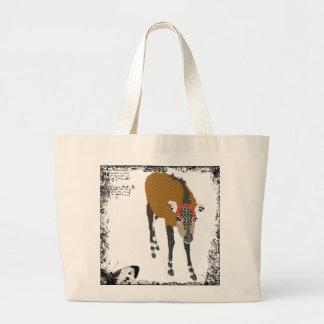 Vintage Nilgi Art Bag