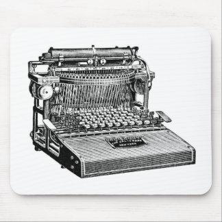 Vintage No. 4 Caligraph Writing Machine, Mouse Pad