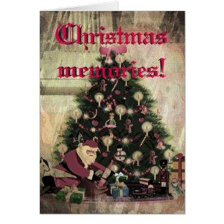 Vintage Noel Card