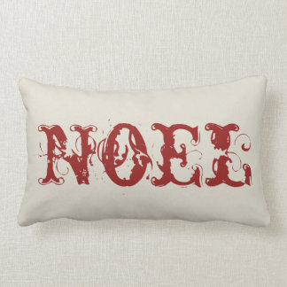 Vintage Noel Christmas Pillow Home Decor