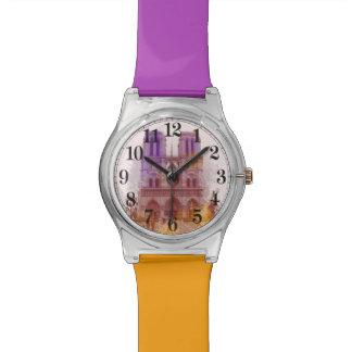 Vintage Notre Dame de Paris romantic Wrist Watches