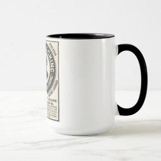 Vintage Nubian Blacking Ad Coffee Mug