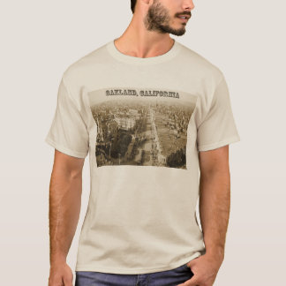 Vintage Oakland California Photograph T-Shirt