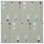 Vintage Oars Fabric