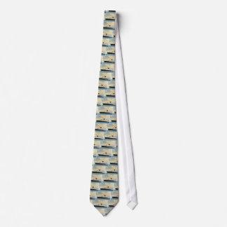 Vintage Ocean Liner Tie