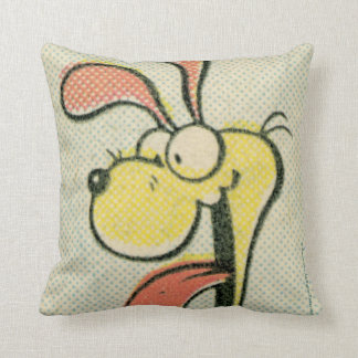 Vintage Odie Pillow
