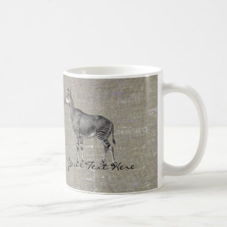 Vintage Okapi Coffee Mug