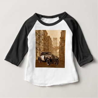 Vintage Old car Baby T-Shirt