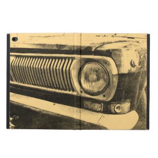 Vintage Old Classic Car Headlights