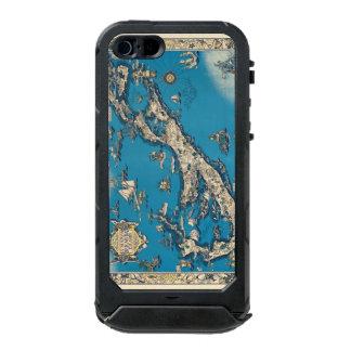 Vintage Old Map of the Bermuda Islands Incipio ATLAS ID™ iPhone 5 Case
