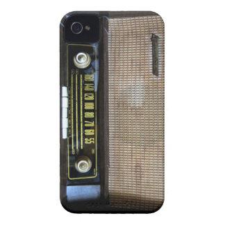Vintage old radio BlackBerry Case