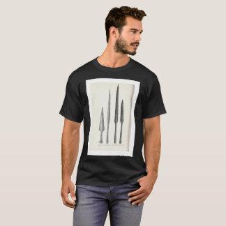 Vintage Old School t-shirt Design Object Viking