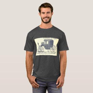 Vintage Old School t-shirt million british library