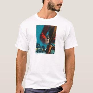 Vintage Old West Gunslinger Cowboy T-Shirt