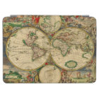 Vintage old world Maps Antique map iPad Air Cover