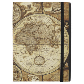 "Vintage old world Maps Antique maps iPad Pro 12.9"" Case"