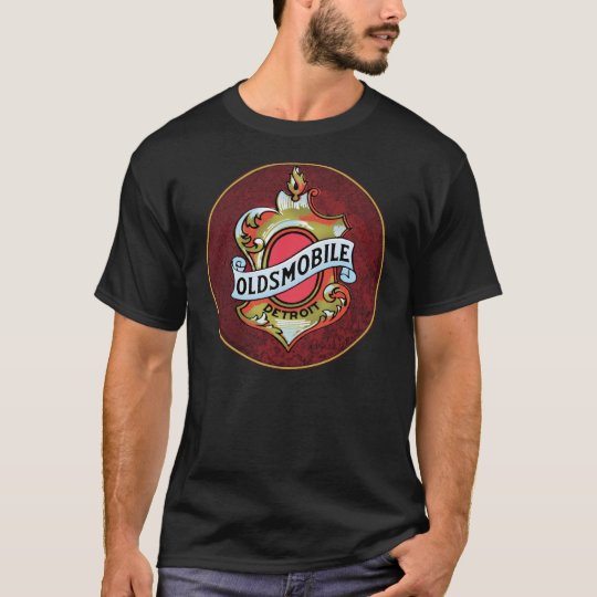 Vintage Oldsmobile sign T-Shirt