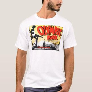 "Vintage ""Olympic Park"" Poster - Irvington, NJ T-Shirt"