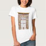Vintage Opera Music, Egyptian Aida by Verdi Shirt