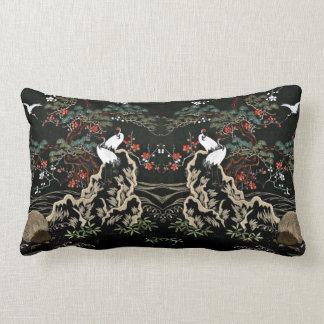 Vintage Orient Lumbar Pillow