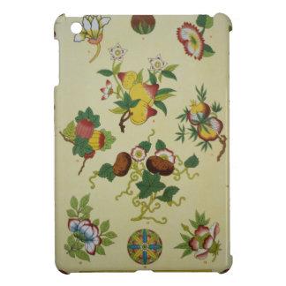 Vintage Oriental Pattern iPad Case
