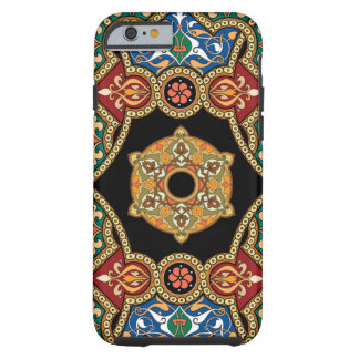 Vintage ornaments iPhone 6 case