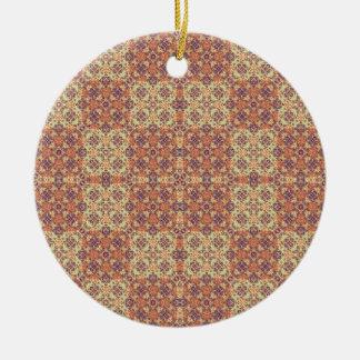 Vintage Ornate Baroque Ceramic Ornament