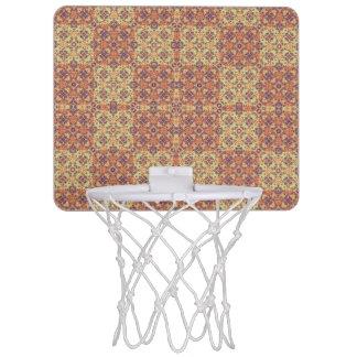 Vintage Ornate Baroque Mini Basketball Hoop