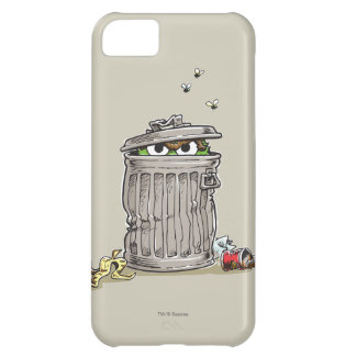 Vintage Oscar in Trash Can iPhone 5C Cover