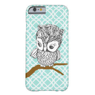 Vintage Owl iPhone 6 case
