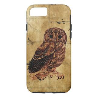 Vintage Owl iPhone 8/7 Case