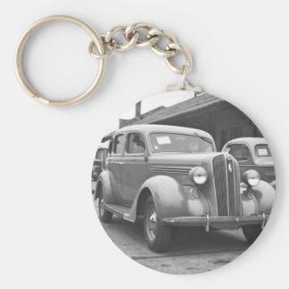 Vintage Packards Keychain