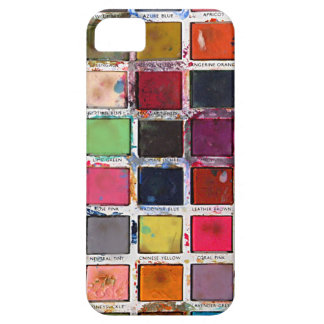 Vintage Paint Box iPhone 5 Case