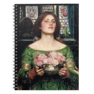 Vintage Painting Notebook