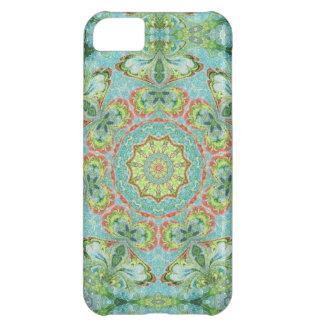 Vintage Paisley Mandala Phone Casemate iPhone 5C Case