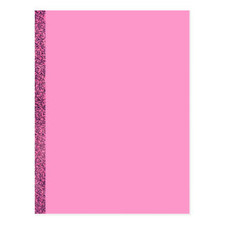 Vintage Pale Pink Flowers Postcards