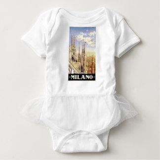 Vintage Palermo Travel Baby Bodysuit