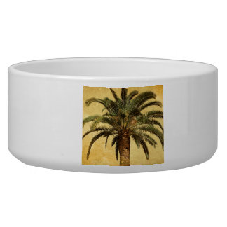 Vintage Palm Tree - Tropical Customized Template