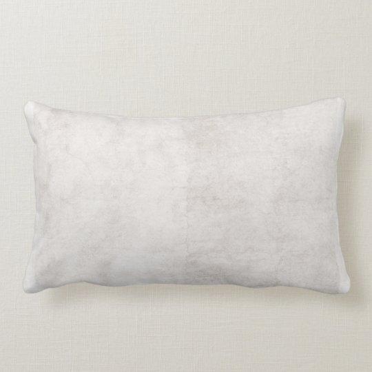 Vintage Paper Antique Cream Parchment Background Lumbar Pillow