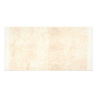 Vintage Paper Antique Ivory Parchment Background Photo Greeting Card
